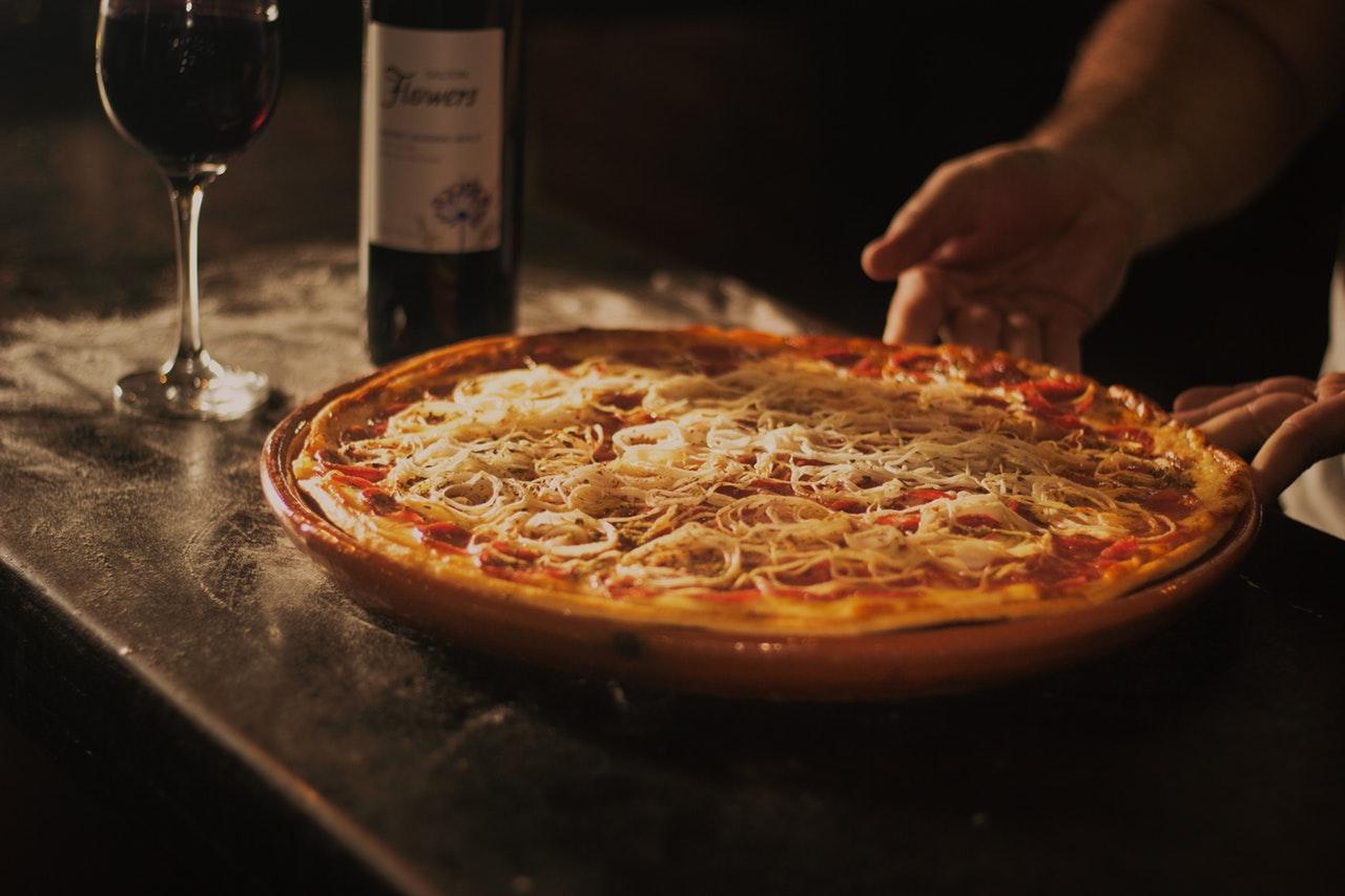 Królowa włoskich dań: pizza