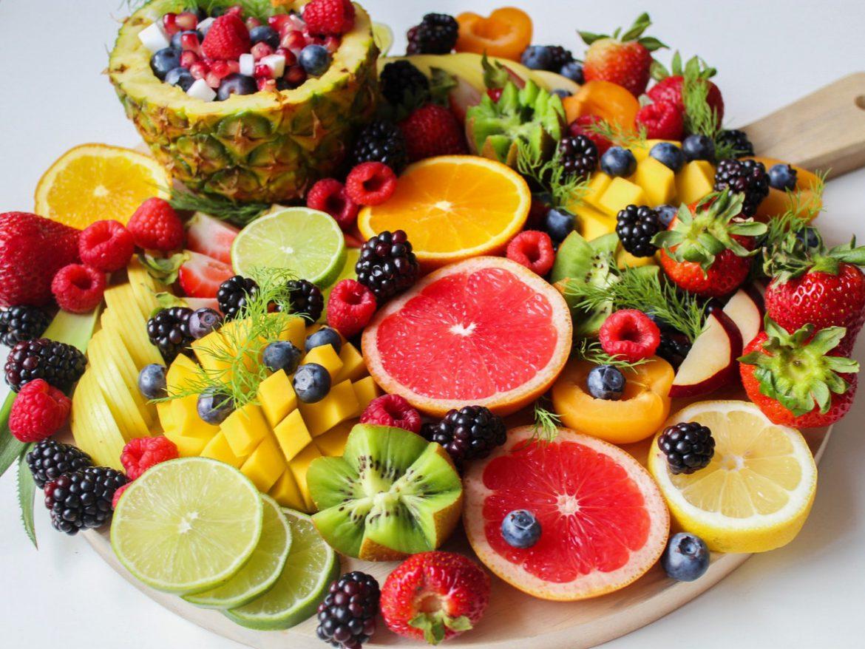 Zdrowa dieta: owoce