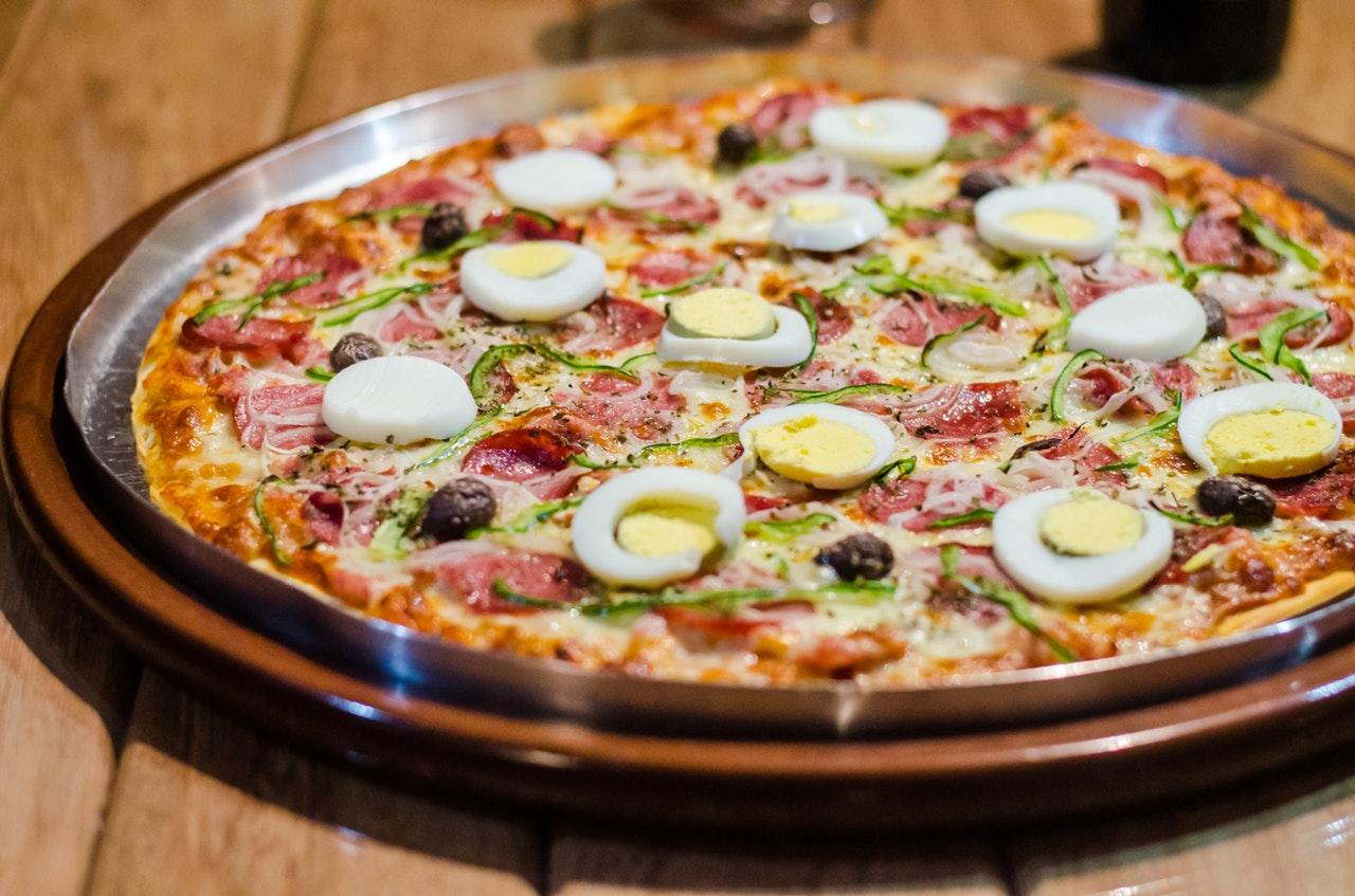 Dlaczego lubimy pizzę?
