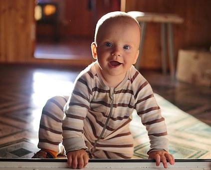 Małe dziecko i wizyta u dentysty