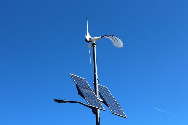 Jak działają baterię słoneczne?