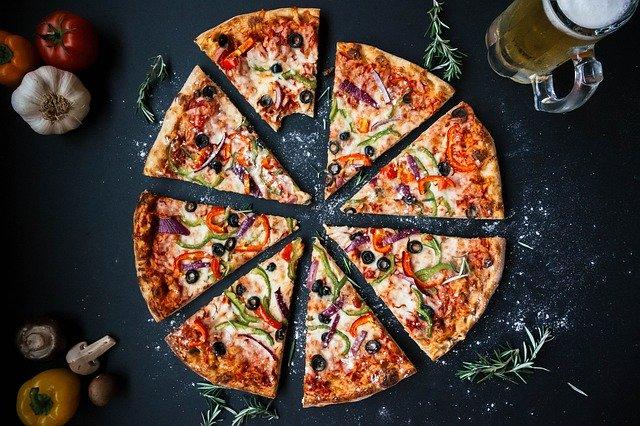 Trzy powody, dla których warto spróbować pizzy