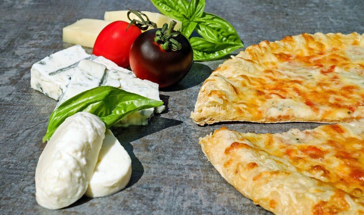 Pizza jako danie kaloryczne - prawda czy fałsz